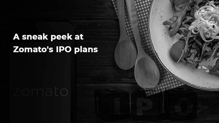 Zomato IPO Plan - Smart Money