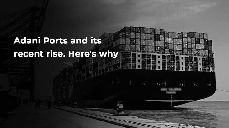 Adani Ports and Its Rise - Smart Money