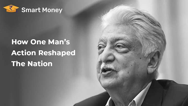 Success Story of Azim Premji - Smart Money