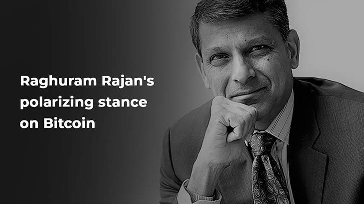 Raghuram Rajan on Bitcoin - Smart Money