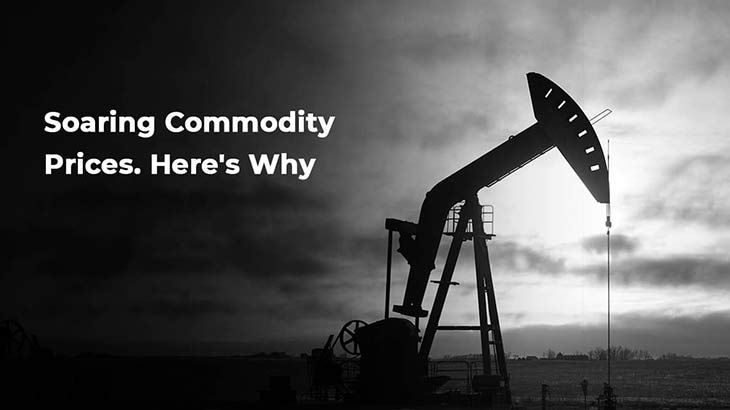Commodities Prices are Surging - Smart Money