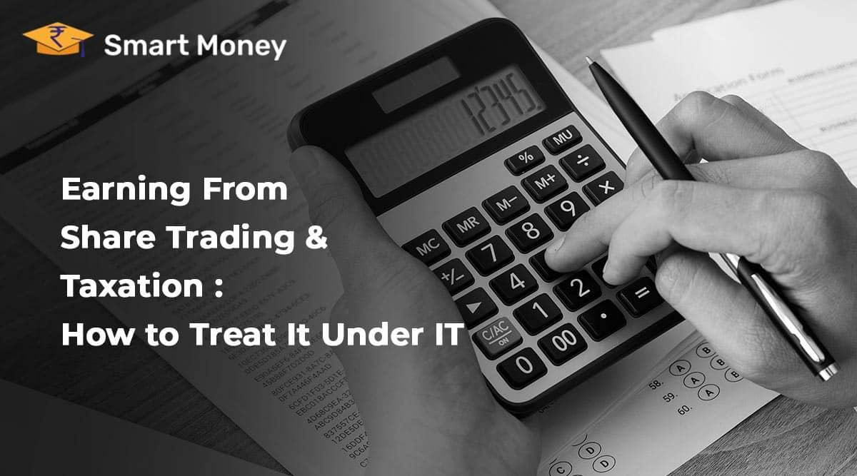Share Trading & Taxation